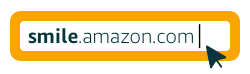 Click the link to get started with shopping/donating through AmazonSmile